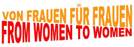 von Frauen für Frauen