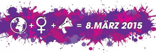 Frauenkampftag 2015
